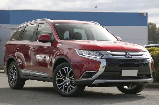 Used Mitsubishi Outlander ES 2WD, Toowong, 2017 Mitsubishi Outlander ES 2WD Wagon