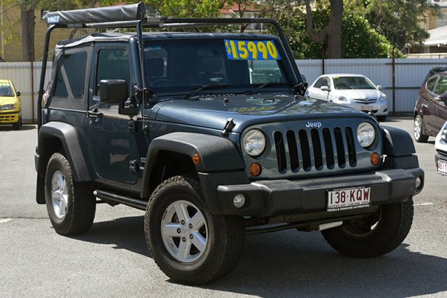 Used Jeep Wrangler Sport, Southport, 2007 Jeep Wrangler Sport Softtop