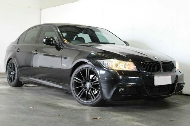 Used BMW 320i Executive Steptronic, Underwood, 2009 BMW 320i Executive Steptronic Sedan