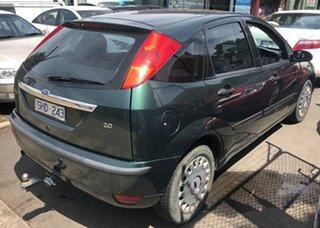 2003 Ford Focus LX Hatchback.