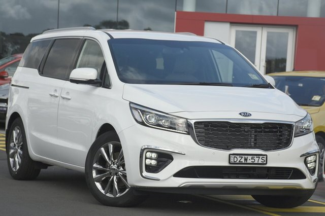 Demonstrator, Demo, Near New Kia Carnival Platinum, Warwick Farm, 2018 Kia Carnival Platinum Wagon