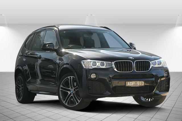 Used BMW X3 xDrive20d Steptronic, Clayton, 2015 BMW X3 xDrive20d Steptronic Wagon