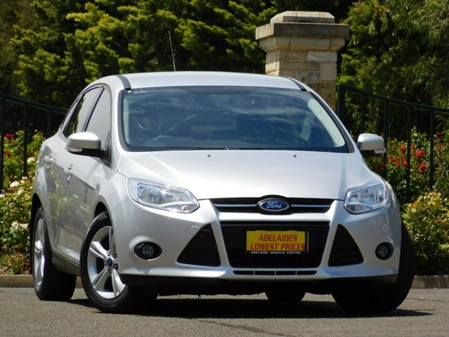 Used Ford Focus Trend PwrShift, 2012 Ford Focus Trend PwrShift Sedan