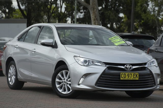 Used Toyota Camry Altise, Southport, 2017 Toyota Camry Altise Sedan