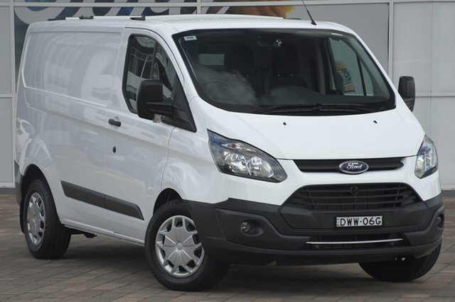 Used Ford Transit Custom 290S Low Roof SWB, Narellan, 2017 Ford Transit Custom 290S Low Roof SWB Van