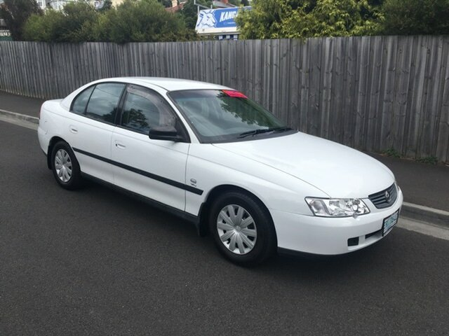 Used Holden Commodore Executive, North Hobart, 2003 Holden Commodore Executive Sedan
