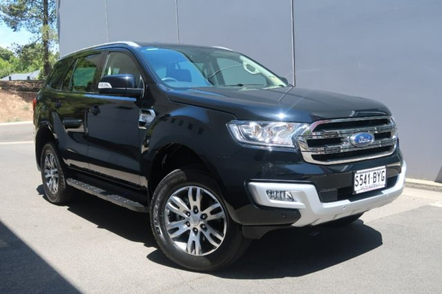 Used Ford Everest Trend 4WD, Reynella, 2017 Ford Everest Trend 4WD Wagon