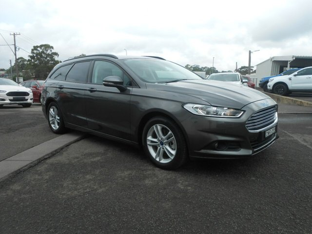 Used Ford Mondeo Ambiente PwrShift, Nowra, 2017 Ford Mondeo Ambiente PwrShift Wagon
