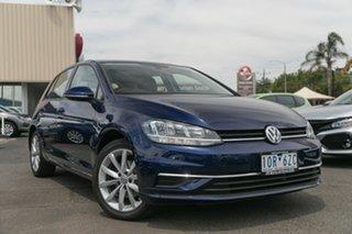 Used Volkswagen Golf 110 TSI Comfortline, Oakleigh, 2017 Volkswagen Golf 110 TSI Comfortline AU MY18 Hatchback