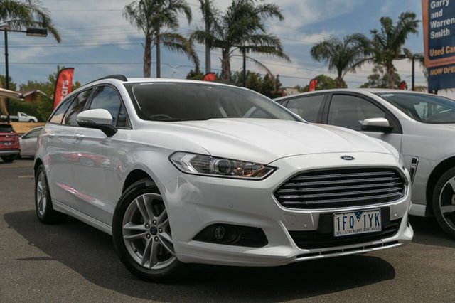Used Ford Mondeo Ambiente TDCi, Oakleigh, 2015 Ford Mondeo Ambiente TDCi MD Wagon