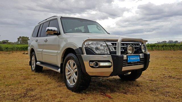 Used Mitsubishi Pajero Exceed, Tanunda, 2015 Mitsubishi Pajero Exceed Wagon