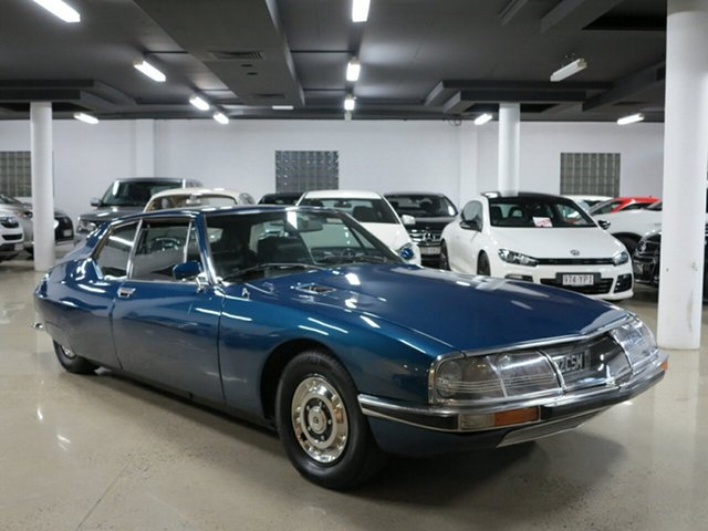 Used Citroen DS, Albion, 1972 Citroen DS Coupe