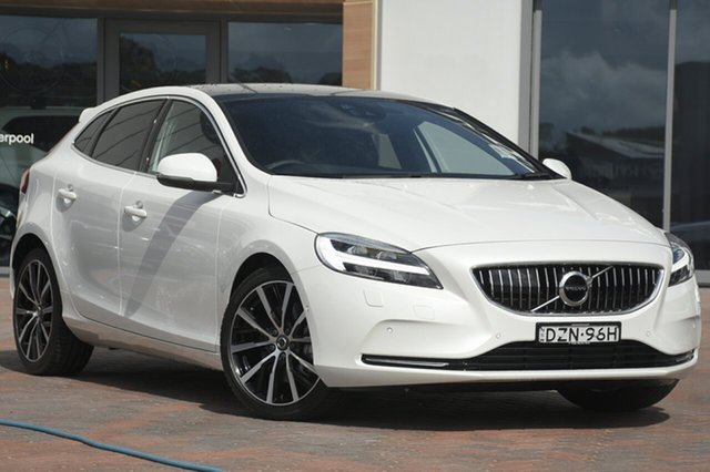 Discounted Used Volvo V40 T4 Adap Geartronic Inscription, Warwick Farm, 2017 Volvo V40 T4 Adap Geartronic Inscription Hatchback