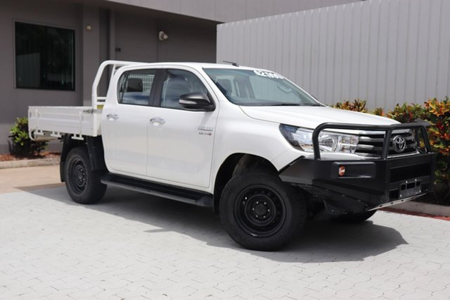 Used Toyota Hilux SR Double Cab, Cairns, 2016 Toyota Hilux SR Double Cab Utility