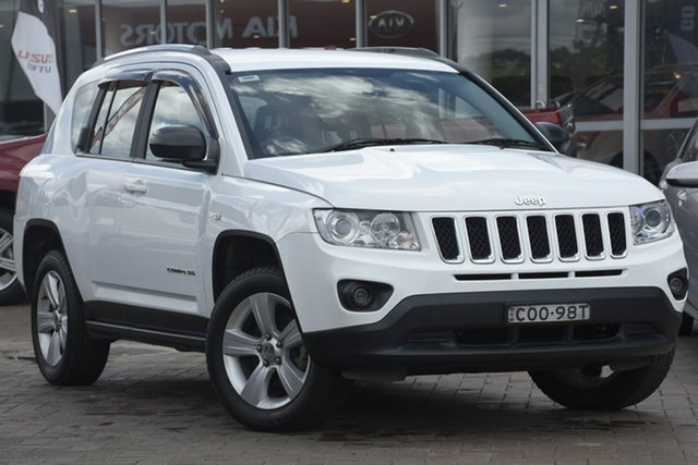 Discounted Used Jeep Compass Sport, Warwick Farm, 2012 Jeep Compass Sport SUV