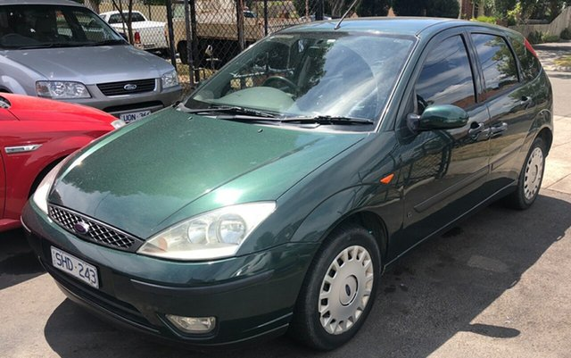 Used Ford Focus LX, Glen Waverley, 2003 Ford Focus LX Hatchback
