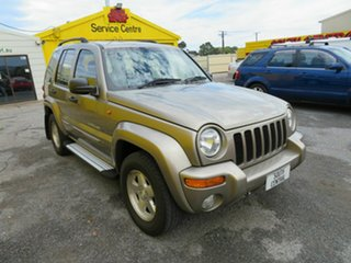 2003 Jeep Cherokee Limited Wagon.