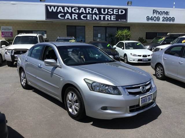 Used Honda Accord VTi, Wangara, 2010 Honda Accord VTi Sedan
