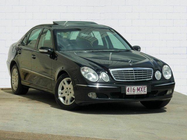Used Mercedes-Benz E320 Elegance, Moorooka, 2004 Mercedes-Benz E320 Elegance Sedan