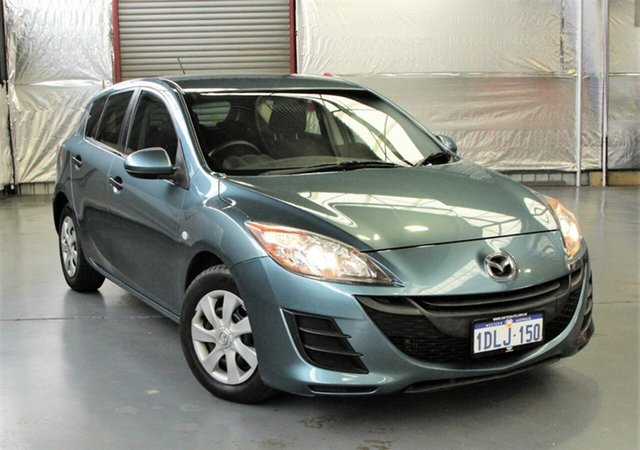 Used Mazda 3 Neo Activematic, Myaree, 2010 Mazda 3 Neo Activematic Hatchback