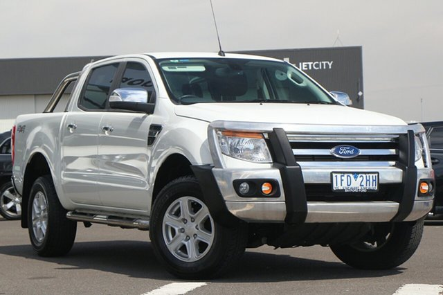 Used Ford Ranger XLT Double Cab, Clayton, 2015 Ford Ranger XLT Double Cab Utility