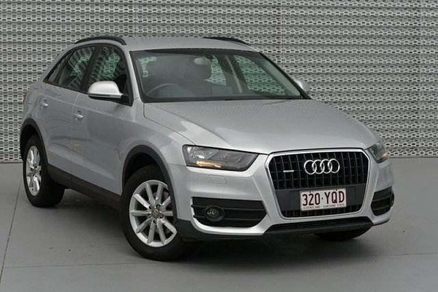 Used Audi Q3 TFSI S Tronic Quattro, Southport, 2012 Audi Q3 TFSI S Tronic Quattro Wagon