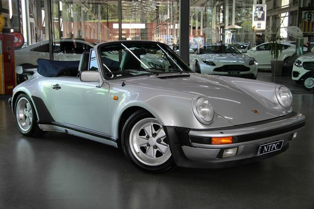 Used Porsche 911 Carrera, North Melbourne, 1986 Porsche 911 Carrera Convertible