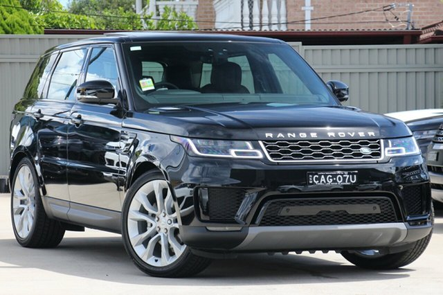 Demonstrator, Demo, Near New Land Rover Range Rover Sport SDV6 183kW CommandShift SE, Blakehurst, 2018 Land Rover Range Rover Sport SDV6 183kW CommandShift SE Wagon