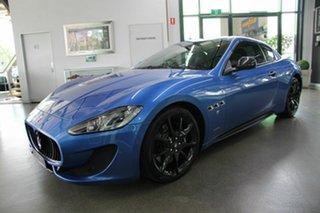 2013 Maserati Granturismo Sport MC-Shift MC Coupe.