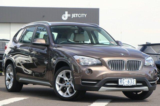 Used BMW X1 sDrive18d, Clayton, 2013 BMW X1 sDrive18d Wagon