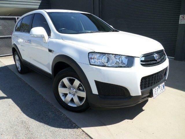 Used Holden Captiva 7 LS (FWD), Wangaratta, 2014 Holden Captiva 7 LS (FWD) Wagon