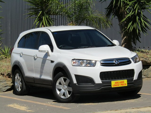 Used Holden Captiva 7 LS, 2015 Holden Captiva 7 LS Wagon
