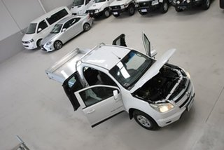 2013 Holden Colorado LX Space Cab Cab Chassis.