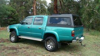 1998 Toyota Hilux SR5 Utility.