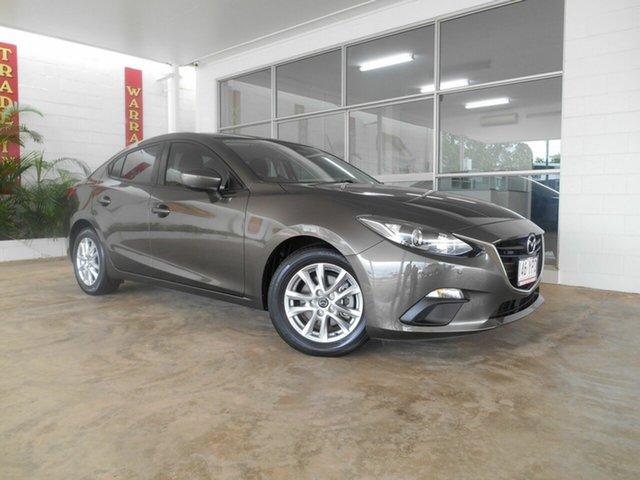 Used Mazda 3 Neo SKYACTIV-MT, Mount Isa, 2015 Mazda 3 Neo SKYACTIV-MT BM5276 Sedan
