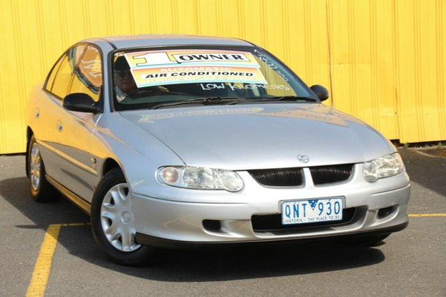Used Holden Commodore Lumina, Cheltenham, 2000 Holden Commodore Lumina Sedan