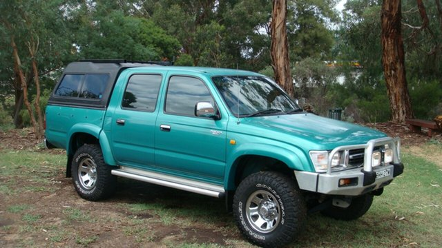 Used Toyota Hilux SR5, Queanbeyan, 1998 Toyota Hilux SR5 Utility