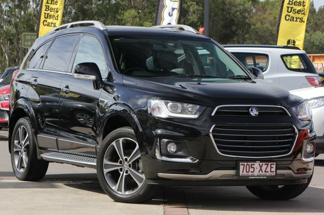 Used Holden Captiva LTZ AWD, Caloundra, 2017 Holden Captiva LTZ AWD Wagon