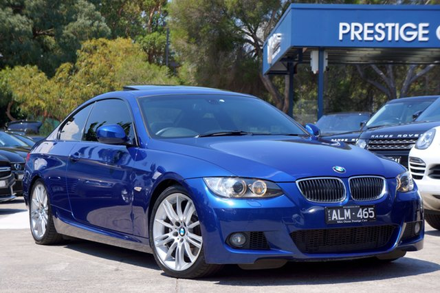 Used BMW 335i, Balwyn, 2009 BMW 335i Coupe