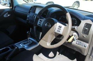 2014 Nissan Navara ST (4x4) Dual Cab Pick-up.