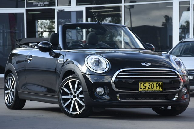 Used Mini Convertible Cooper, Narellan, 2017 Mini Convertible Cooper Convertible