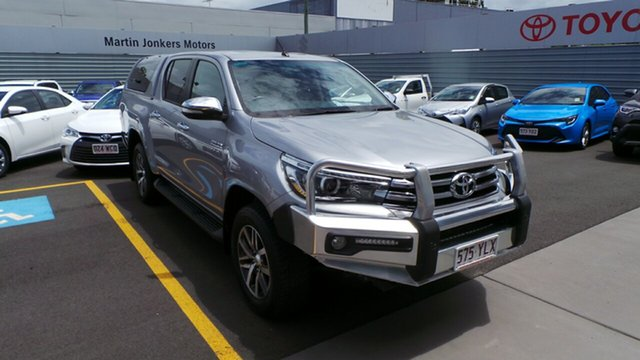 Used Toyota Hilux SR5 Double Cab, Morayfield, 2016 Toyota Hilux SR5 Double Cab Utility