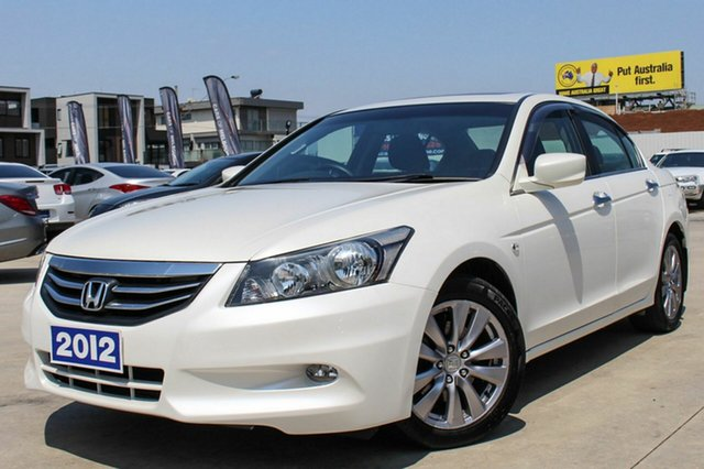 Discounted Used Honda Accord VTi-L, Coburg North, 2012 Honda Accord VTi-L Sedan