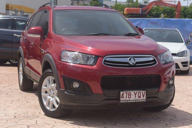 Used Holden Captiva 7 Active, Southport, 2015 Holden Captiva 7 Active Wagon