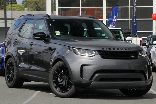 New Land Rover Discovery SD6 SE, Maroochydore, 2018 Land Rover Discovery SD6 SE Wagon