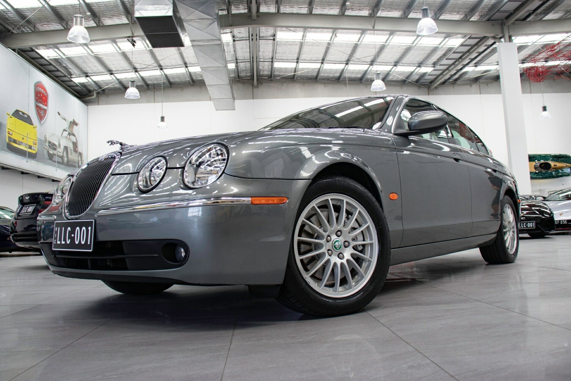 2006 Jaguar S-type V6 Se 05 Upgrade