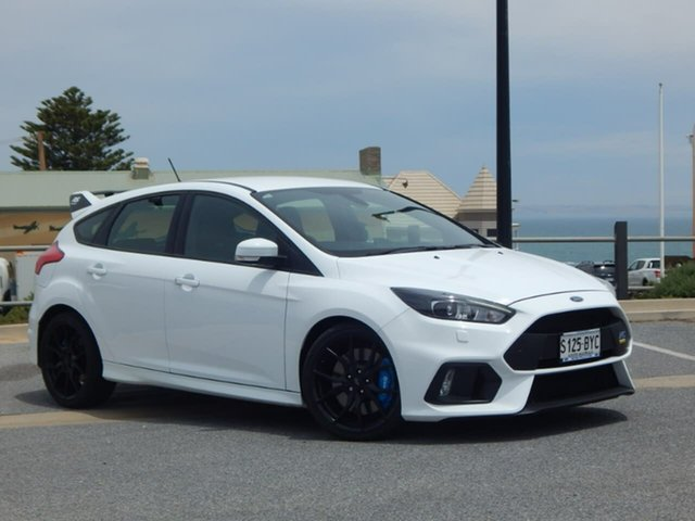 Used Ford Focus RS Limited Edition, Reynella, 2017 Ford Focus RS Limited Edition Hatchback