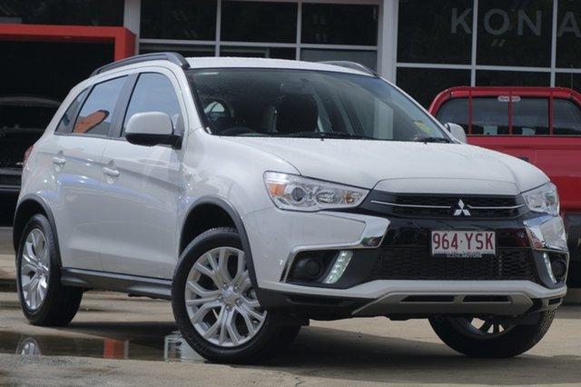 Demonstrator, Demo, Near New Mitsubishi ASX ES 2WD, Beaudesert, 2018 Mitsubishi ASX ES 2WD Wagon
