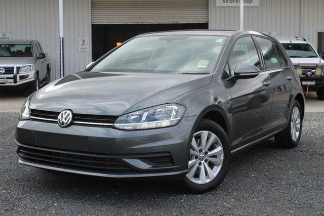 New Volkswagen Golf MY19 VOLKSWAGEN GOLF 110TSI TRENDLINE 7SP DSG HATCH (BQ12NZT, Southport, 2018 Volkswagen Golf MY19 VOLKSWAGEN GOLF 110TSI TRENDLINE 7SP DSG HATCH (BQ12NZT Hatchback