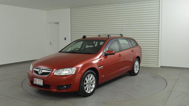 Used Holden Berlina Sportwagon, Narellan, 2011 Holden Berlina Sportwagon Wagon